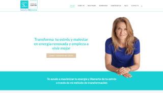 Desarrollo Web realizado a Susana Canton
