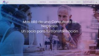 Desarrollo Web realizado a WinLead - Ramón Vidal
